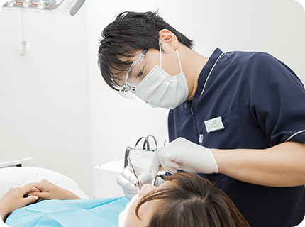 できるだけ歯を残す治療